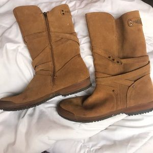 Palladium fur lined winter boots warm cozy